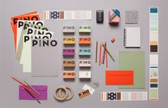 Pino on the Behance Network #shop #design #store #identity #retail
