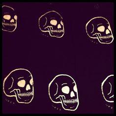 yeah baby! #nksp #nullkommasiebenprozent #skull #shirt #organic #fairtrade #fashion #black #white