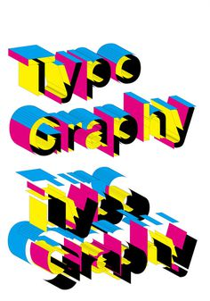 For Color - Cai Peng #Typography #Poster #Tokyo TDC