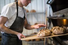 Helen Cathcart | Bread Baking