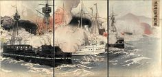 Graphic Tales: Flaneurs @War No. 1 #ships