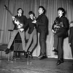 The Beatles' Surprising Contribution To Brain Science #beatles #the #photography #jump #band