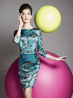 Varia — Karlie Kloss for Neiman Marcus