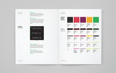 APD — Identity & Digital Landscape #branding #guide #color #guidelines #palette #pantone #style
