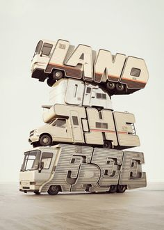 Typeverything.com By Chris LaBrooy #camper #vans