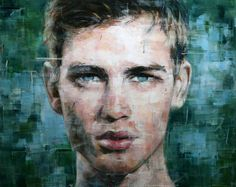 http://hardingmeyer.tumblr.com/post/30854485759/9 2012 oil on canvas 120x150cm #portrait #painting #oil