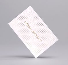 Surgical Aesthetics : Lovely Stationery . Curating the very best of stationery design #surgical #aesthetics