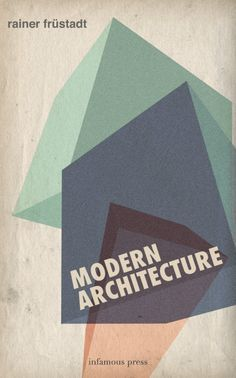 Modern Architecture #modern #poster #architecture #geometric #graphic #shapes #pastel
