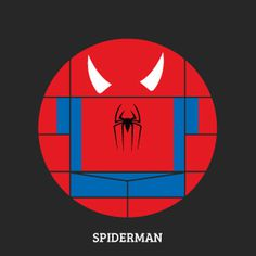 Projekt Sirkols #amazing #spiderman #circles #hero #sknny