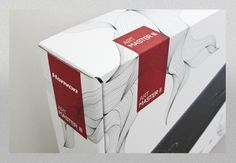 Hanvon Europe Identity #immage #branding #twintip #packaging #website #corporate #identity #logo #web
