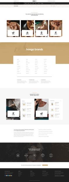 #Hongo #WooCommerce #WordPress Theme for #Jewellery Brands Page by #ThemeZaa