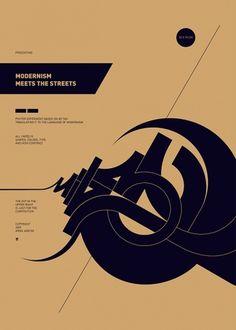 594711258923662.jpg 600×840 pixels #modern #poster #typography