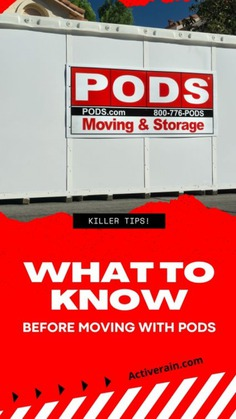 Things to Know Before Using PODS Infographic