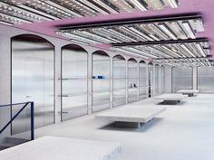 Acne Studios Milan by Jonny Johansson