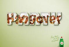 30 Creative Advertisements with Amazing Typographic Design   The Design Inspiration