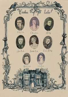 Wuthering Heights Family Tree