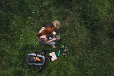 Instant Life by Florian Beaudenon | iGNANT.de #grass #photo #hair #trip #instant #ginger #life
