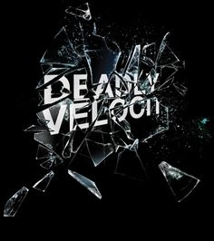All sizes | Vanquish Type | Flickr - Photo Sharing! #design #newspaper #black #glass #illustration #poster #broken #helvetica #typography