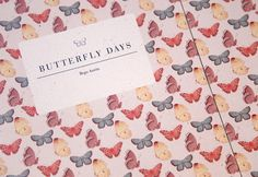 Butterfly Days #butterfly #book
