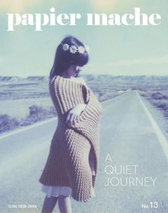 PAPIER MACHE | M A G A Z I N E S #mag #retro #cover #vintage #editorial #magazine