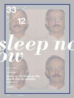Sleep now