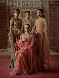 Beautyfull sarees by sabyasachi