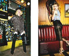 Martha Hunt, Henriett Barabas and Camilla Christensen by Ellen Von Unwerth #fashion #photography #inspiration