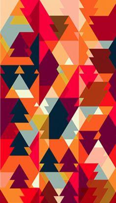 SUZANNE CLEO ANTONELLI #color #geometric