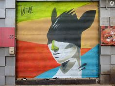 Street Art in Tel Aviv, Israel - JOQUZ #walls #mural #art #street
