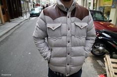 penfield-2009-fall-winter-collection-5.jpg (620×413) #jacket #brown #fashion #style #grey