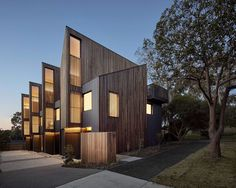 Parkville Townhouses by Fieldwork Project 8