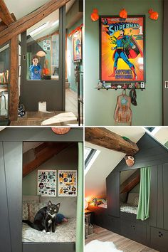 amazing kid's room in interior designer isabelle juy's paris apartment