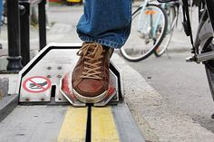 CycloCable is a Norwegian-invented uphill bicycle lift that gives you the gentle push you need when tackling steep uphills on your daily bik #outdoor #design #travel