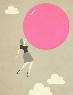 Zara Picken #flat #illustration #poster