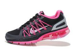 Nike Air Max Womens Black 2020 Shoes Pink