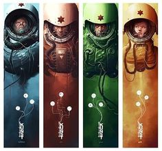 je voudrais que: art #space