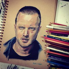 CJWHO ™ (Breaking Bad Drawings by Andrew Wilson Get ready...)
