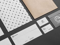 NowPix branding identity - Marco Oggian #id #monogram #branding