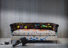 Pinch Design created Noell Sofa to celebrate 10 years of service - www.homeworlddesign. com (2) #sofa #design