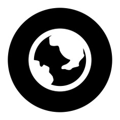 See more icon inspiration related to global, geography, earth globe, worldwide, planet earth, Maps and Flags and maps and location on Flaticon.