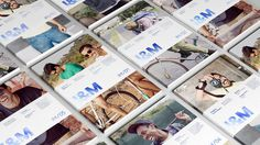 Socio - I&M Nokia #layout #brand #cover #corporate #brochure