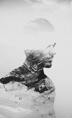Double Exposure by Julian Vassallo