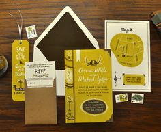 Wedding Invitation #wedding