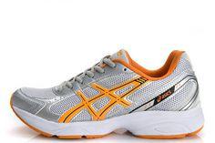 Mens Asics Gel Maverick 2 Slivers Orange Shoes #shoes