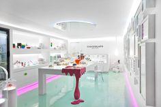 CIOCCOLATO BRANDING BY SAVVY STUDIO 7 #chocolate #candy #store #identity