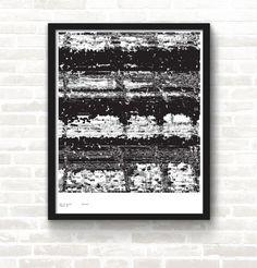 White Noise — Screen Print