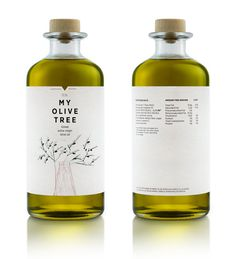 lovely package my olive tree 1 #packaging #bottle
