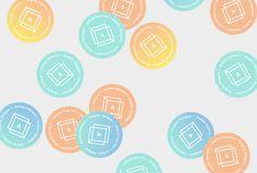 Andrea Sopranzi by Andrea Sopranzi #graphic design #sticker #print #gradient
