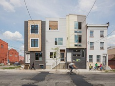 Outside-In House in Philadelphia / ISA - Interface Studio Architects