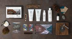 PTARMAK | design | austin, u.s.a. #major #wood #identity #ursa #logo #organic